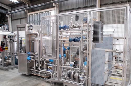 linea-para-producir-diferentes-productos-lacteos
