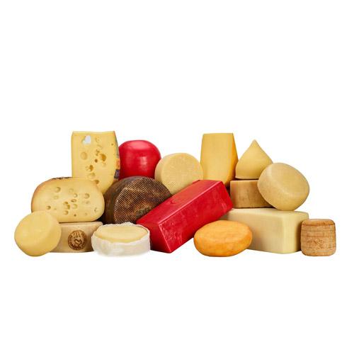 Producción de queso